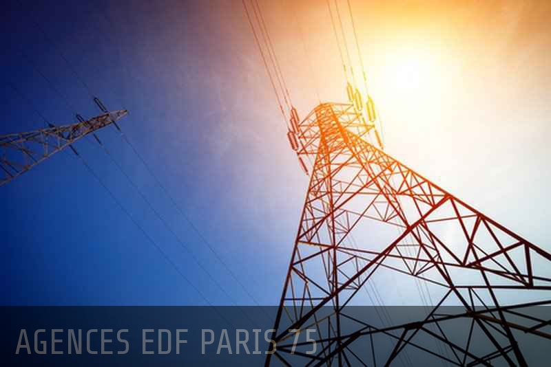 Informations EDF Paris 75